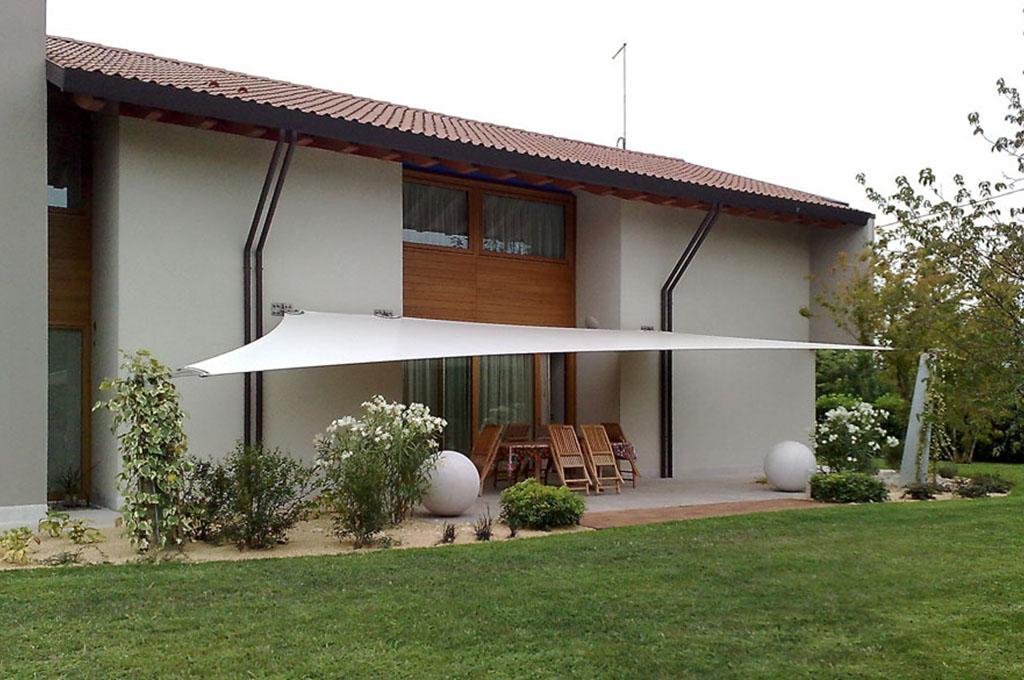 Tensostrutture e coperture per giardino for Completi da giardino